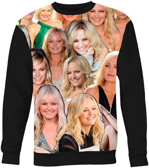 Malin Akerman sweatshirt