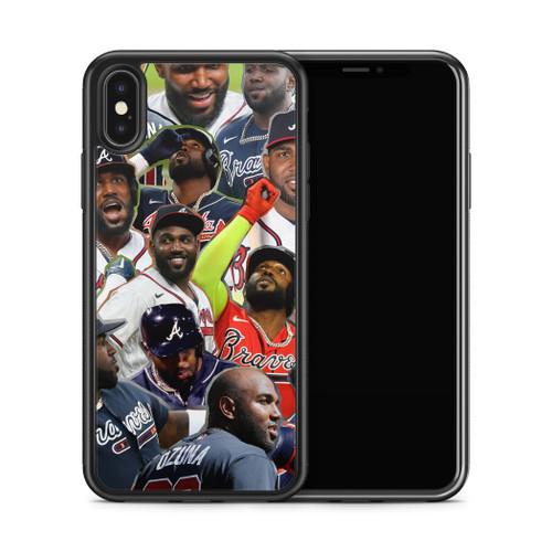 Marcell Ozuna phone case X