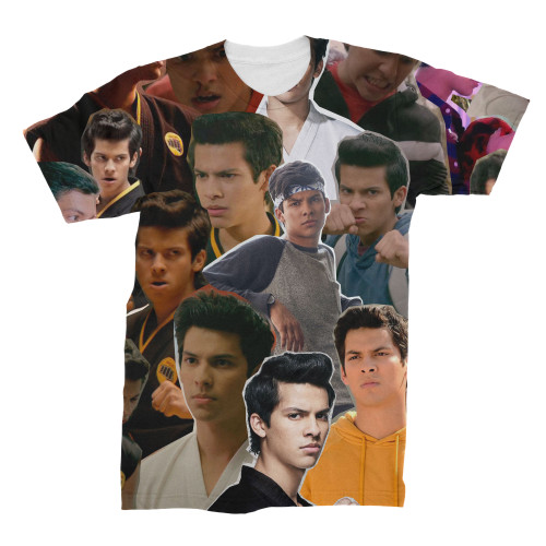 Miguel Diaz (Cobra Kai) t-shirt