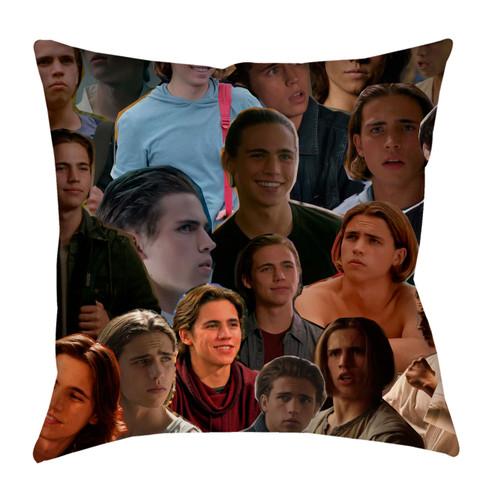 Robby Keene pillowcase
