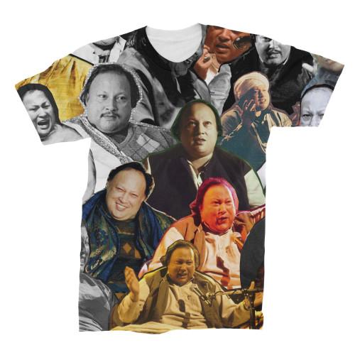 Nusrat Fateh Ali Khan t-shirt