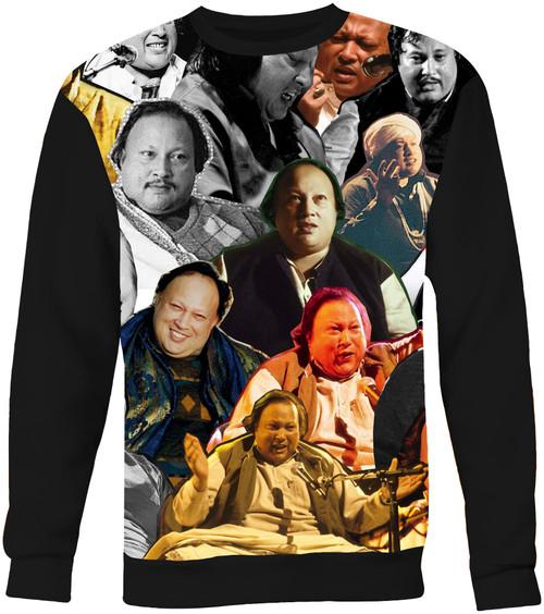 Nusrat Fateh Ali Khan sweatshirt