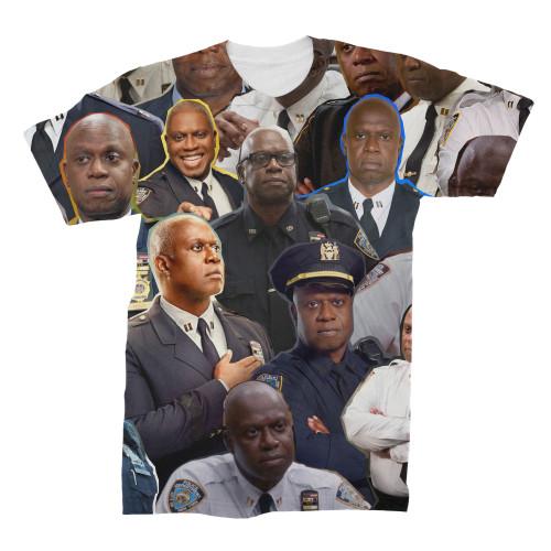 Captain Ray Holt (Brooklyn 99) t-shirt