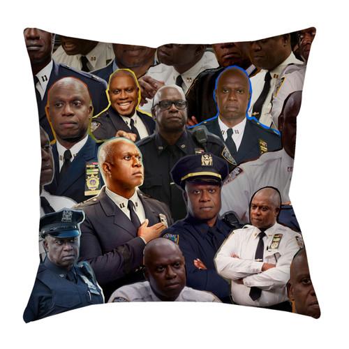 Captain Ray Holt (Brooklyn 99) pillowcase