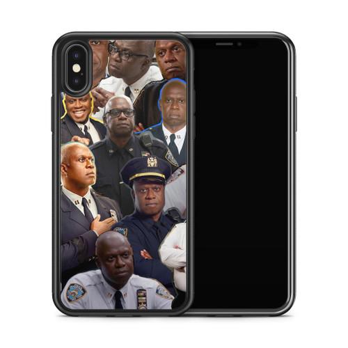 Captain Ray Holt (Brooklyn 99) phone case X