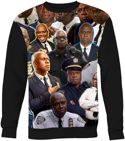 Captain Ray Holt (Brooklyn 99) sweatshirt