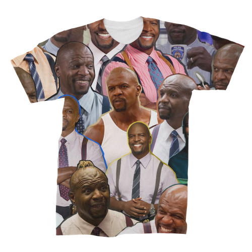 Terry Jeffords t-shirt