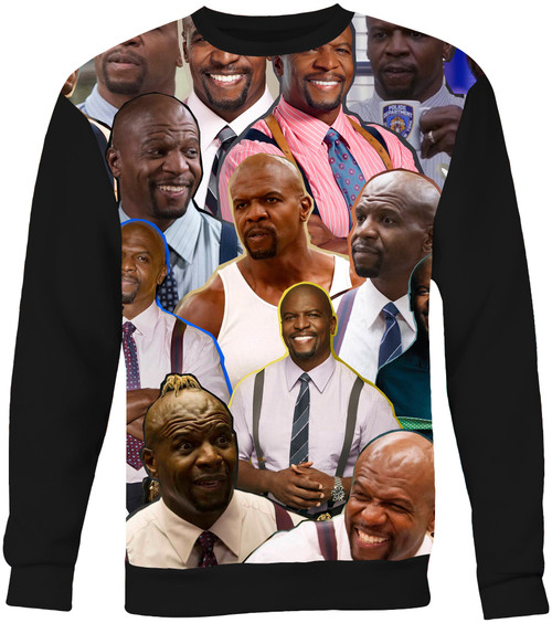 Terry Jeffords (Brooklyn 99) sweatshirt
