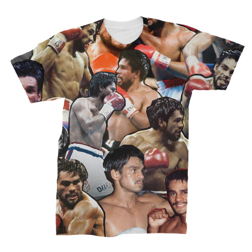 Roberto Durán t-shirt