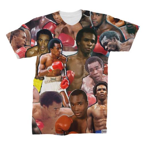 Sugar Ray Leonard t-shirt