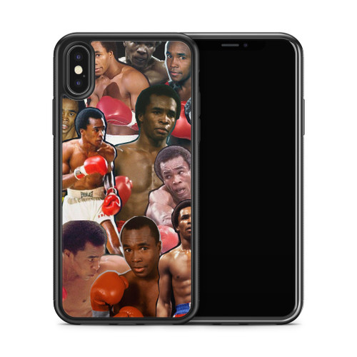 Sugar Ray Leonard phone case X
