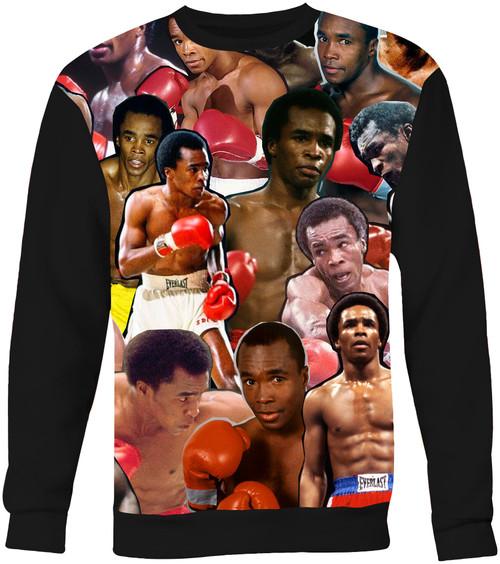 Sugar Ray Leonard sweatshirt