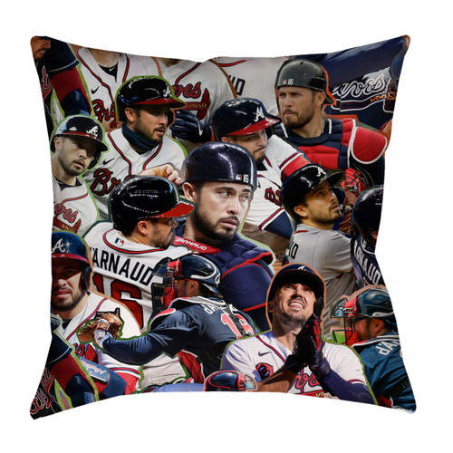 Travis d'Arnaud pillowcase
