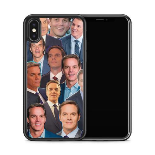 Bill Hemmer phone case X