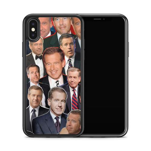 Brian Williams phone case X