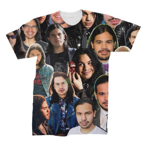 Carlos Valdes t-shirt