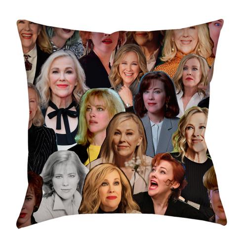Catherine O'Hara pillowcase