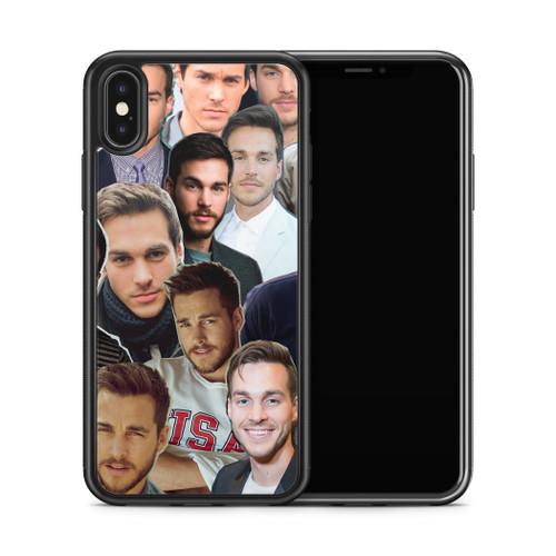 Chris Wood phone case X