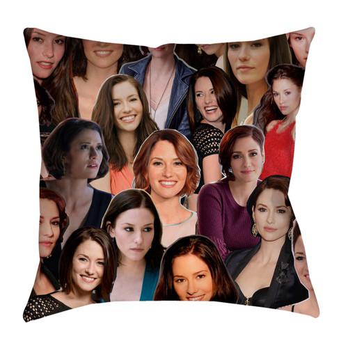 Chyler Leigh pillowcase