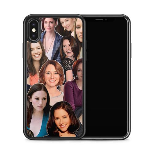 Chyler Leigh phone case X