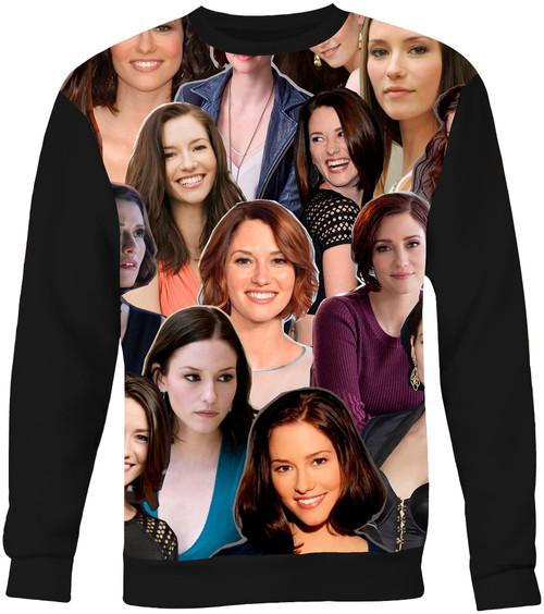 Chyler Leigh sweatshirt