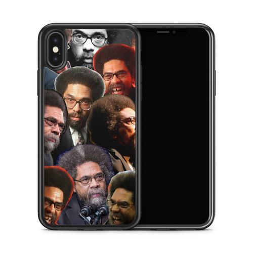 Cornel West phone case X