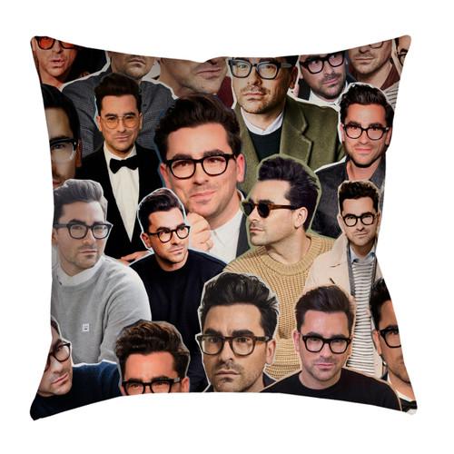 Daniel Levy pillowcase