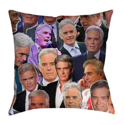 John Roberts Photo Collage Pillowcase