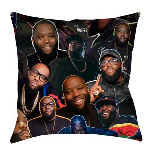Killer Mike Photo Collage Pillowcase