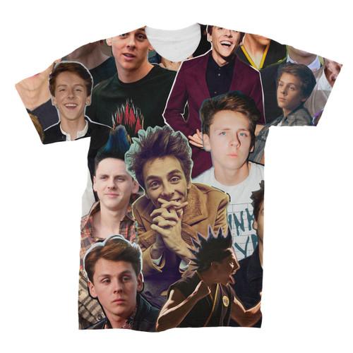Jacob Bertrand Photo Collage T-Shirt