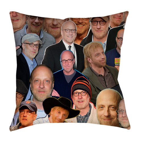 Chris Elliott Photo Collage Pillowcase
