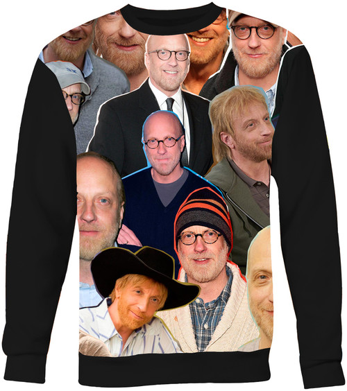 Chris Elliott Collage Sweater Sweatshirt