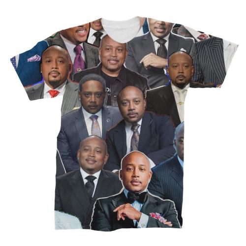 Daymond John Photo Collage T-Shirt