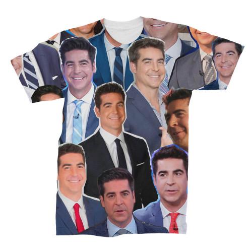 Jesse Watters Photo Collage T-Shirt