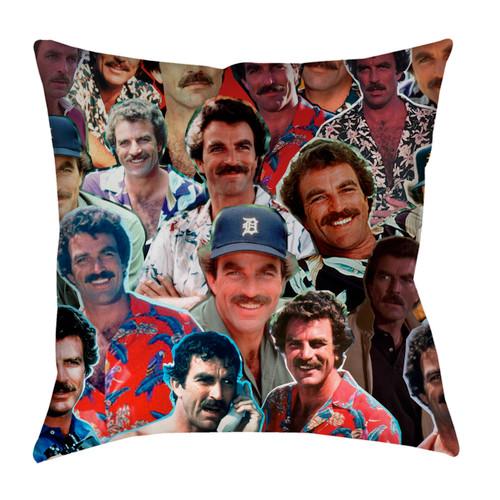 Magnum P.I. Photo Collage Pillowcase