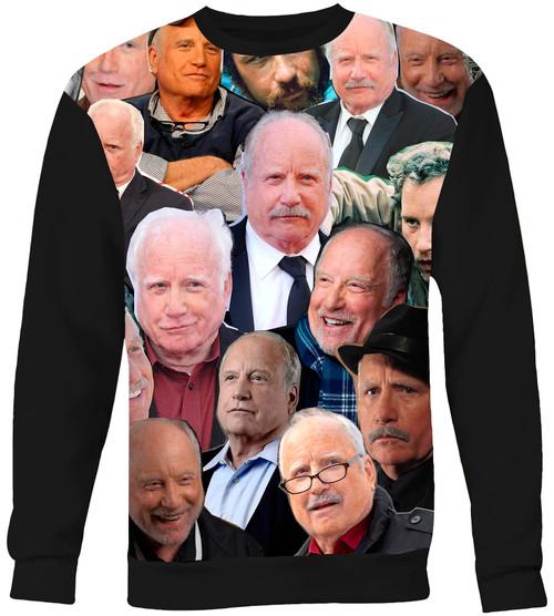 Richard Dreyfuss Collage Sweater Sweatshirt