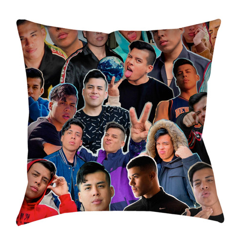 Spencer X (Spencer Knight) Photo Collage Pillowcase