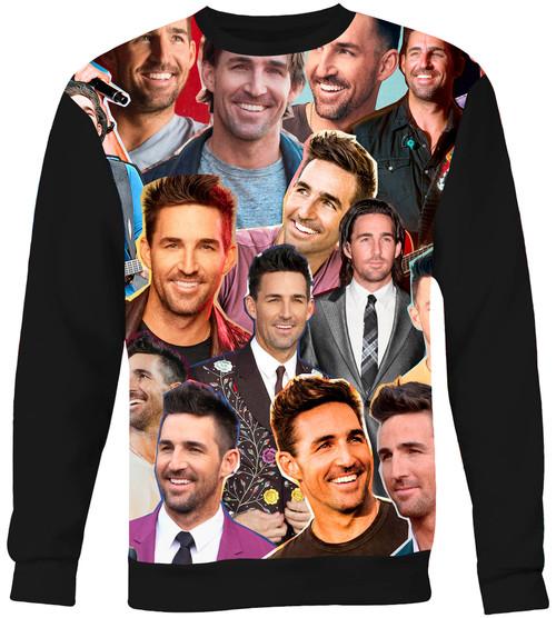 Jake Owen Collage Sweater Sweatshirt