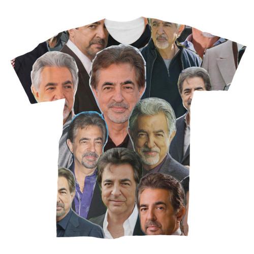 Joe Mantegna Photo Collage T-Shirt