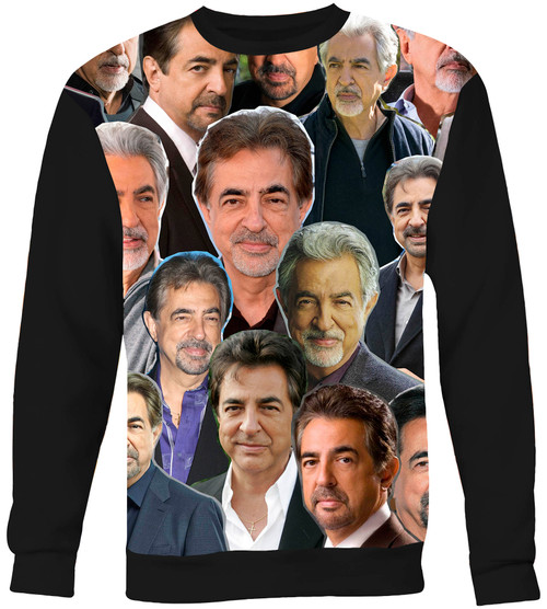 Joe Mantegna Collage Sweater Sweatshirt