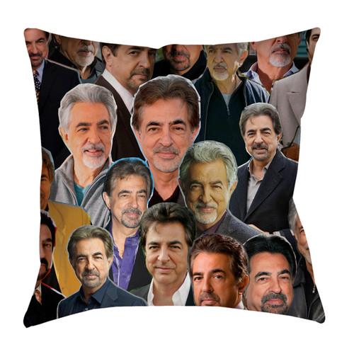Joe Mantegna Photo Collage Pillowcase