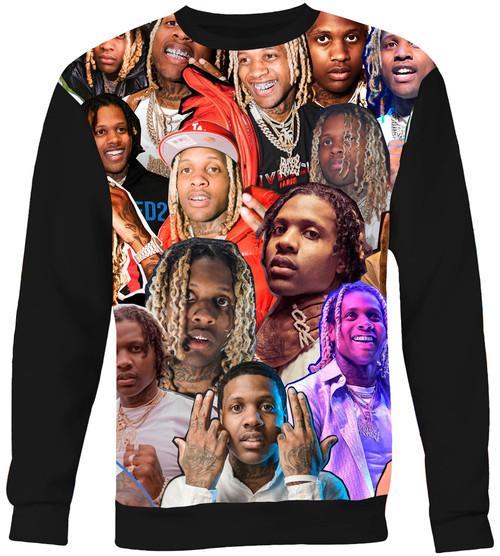 Lil Durk Collage Sweater Sweatshirt