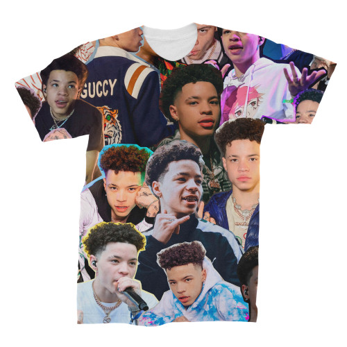 Lil Mosey Photo Collage T-Shirt