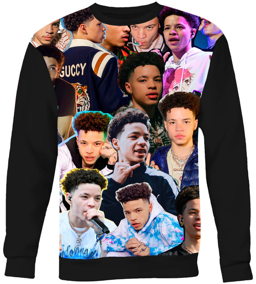 Lil Mosey Collage Sweater Sweatshirt