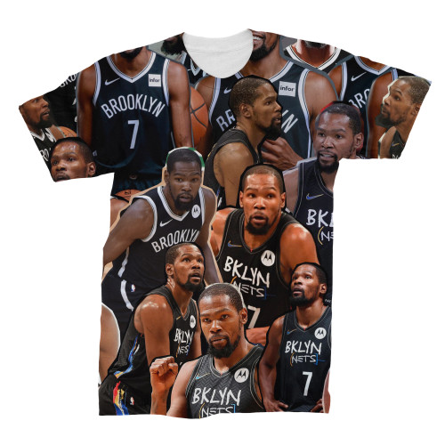 Kevin Durant  Photo Collage T-Shirt
