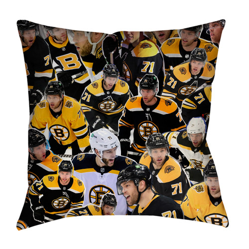 Taylor Hall Photo Collage Pillowcase