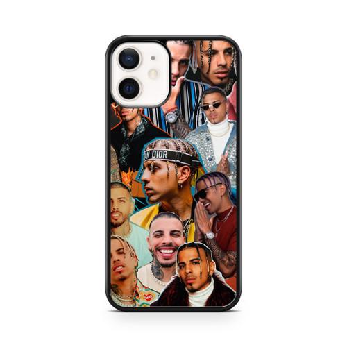 Rauw Alejandro Phone Case Iphone 12