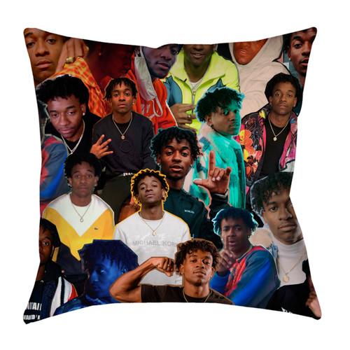 Mooski Photo Collage Pillowcase