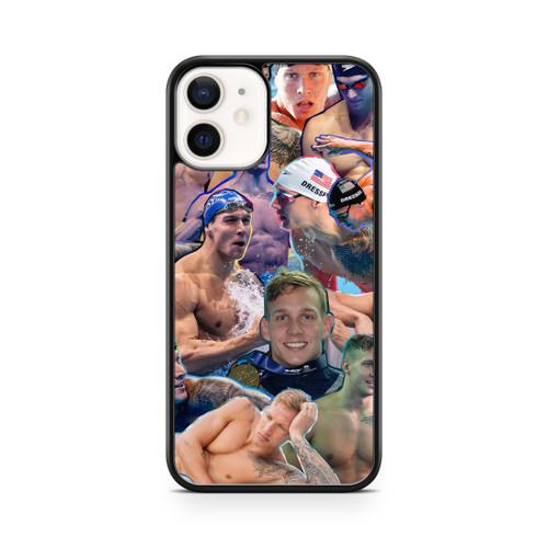 Caeleb Dressel  Phone Case Iphone 12