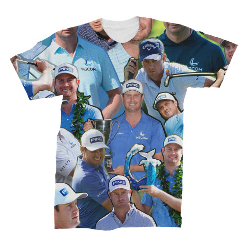 Harris English Photo Collage T-Shirt